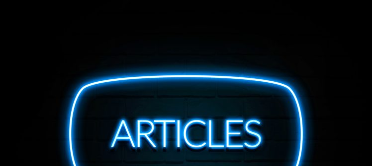 long form articles